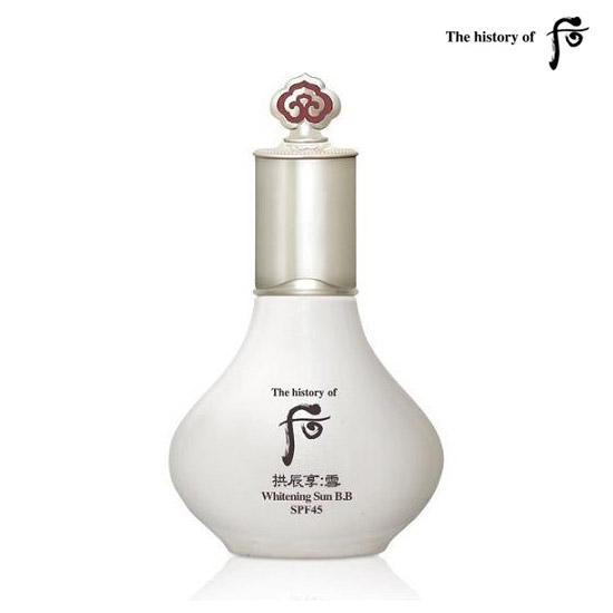Whoo Gongjinhyang:Seol Brightening Sun B.B(SPF45/PA+++)
