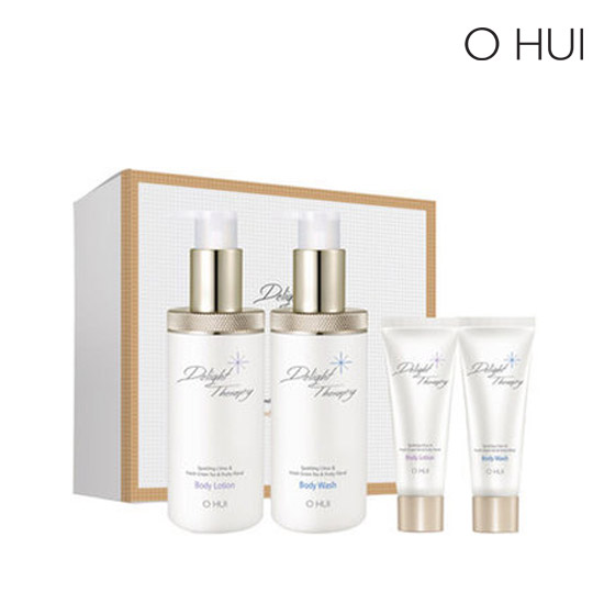 OHUI Delight Therapy Body Care Special Set