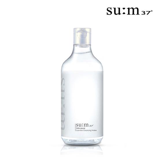 SUM Skin Saver Essential Cleansing Water