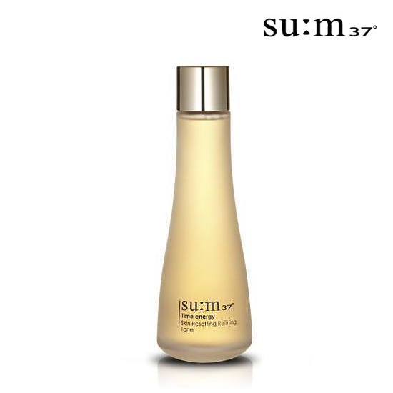 SUM Time energy Skin Resetting Refining Toner