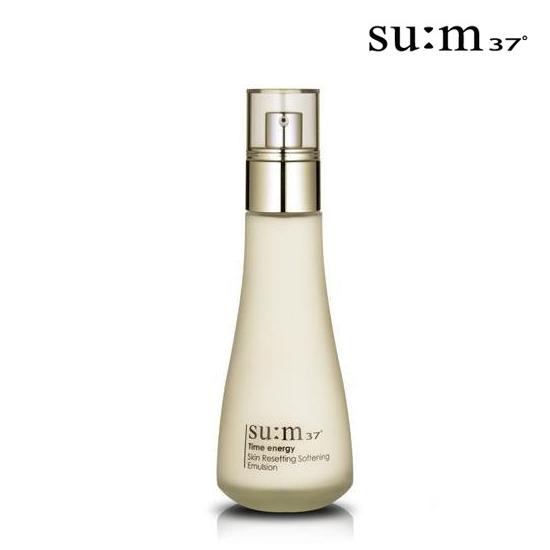 SUM Time energy Skin Resetting Softening Emulsion