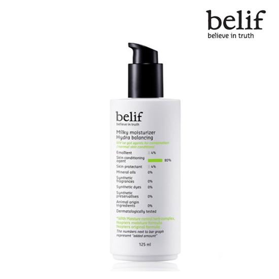 Belif Milky moisturizer hydra balancing