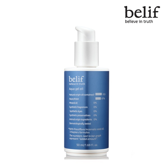 Belif Aqua gel oil