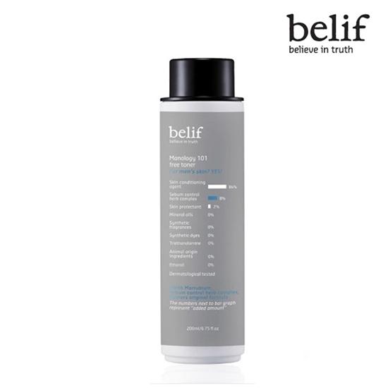 Belif Manology 101 free toner