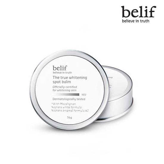 Belif The true whitening spot balm