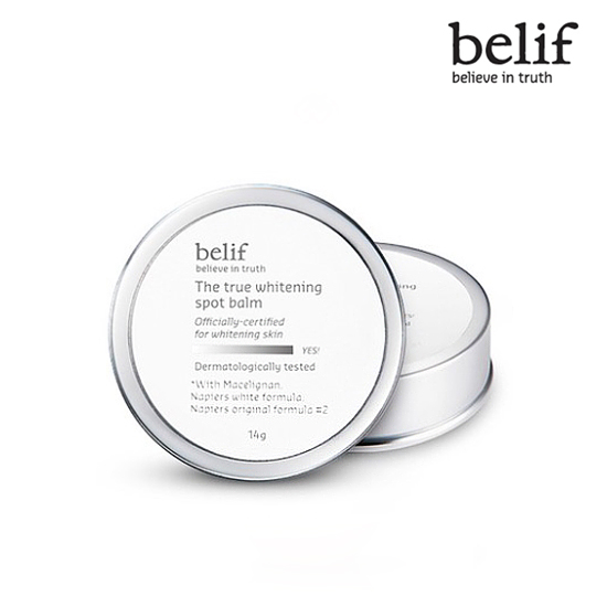 Belif The true whitening spot balm