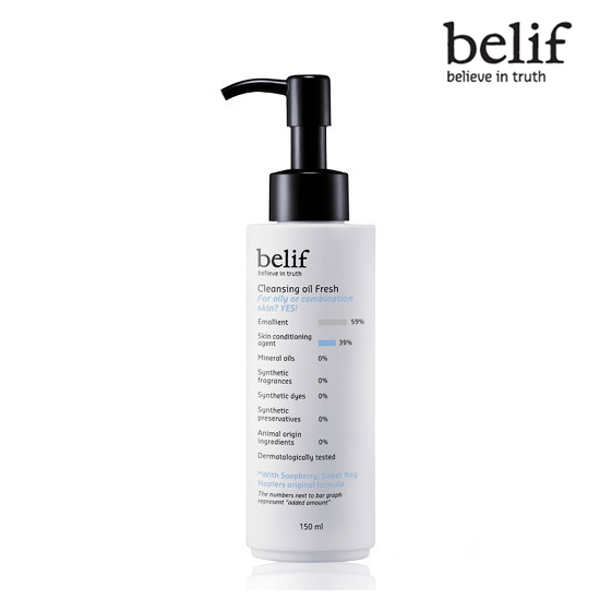 Belif Cleansing oil Fresh