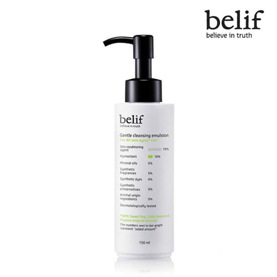 Belif Gentle cleansing emulsion