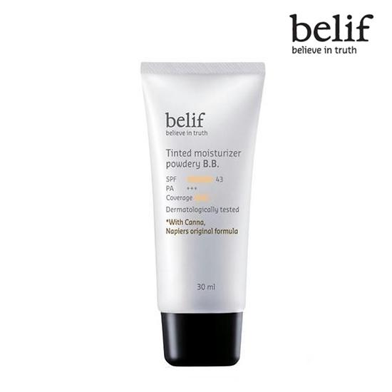 Belif Tinted moisturizer powdery BB