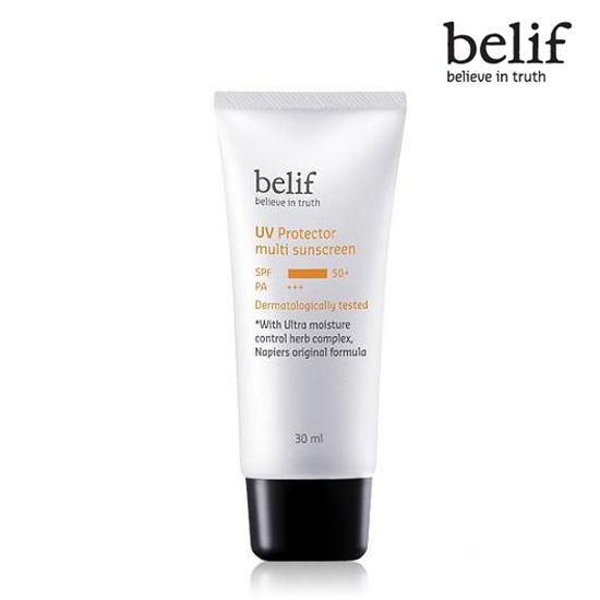 Belif UV Protector Multi sunscreen