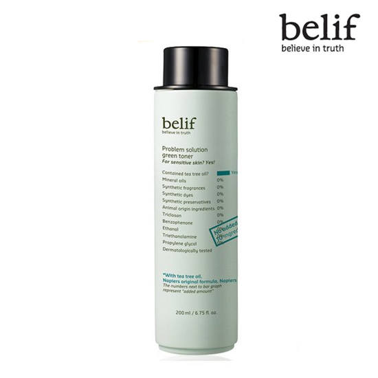 Belif Problem solution green toner