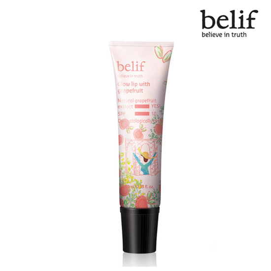 Belif Glow lip with grapefruit