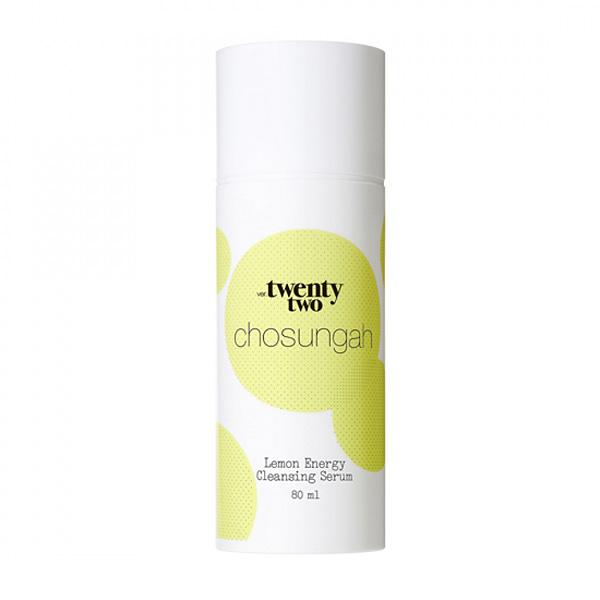 chosungah22 Lemon Energy Cleansing Serum 80ml
