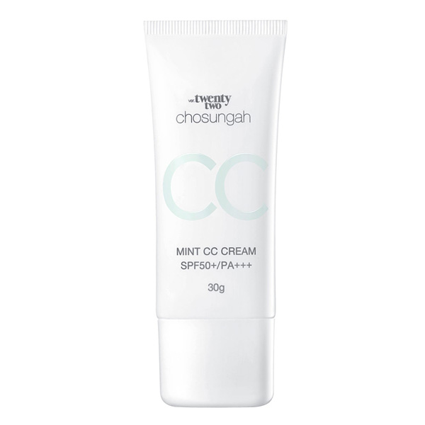 chosungah22 Mint CC Cream SPF50 + PA +++-copy