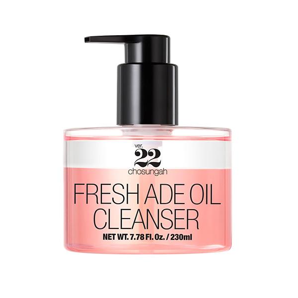 chosungah22 Fresh ade oil cleanser Peach