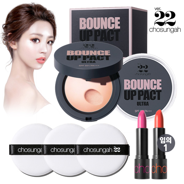 chosungah22 Bounce up fact Ultra 200 +% lipstick SET reward