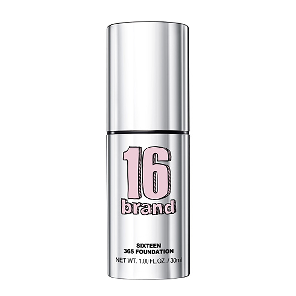 16brand 365 Foundation SPF30 / PA ++