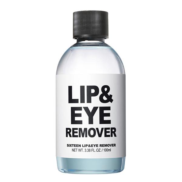 16brand Lip & Eye Remover