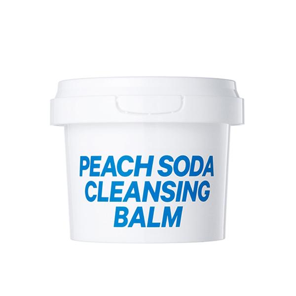 16brand Peach soda cleansing