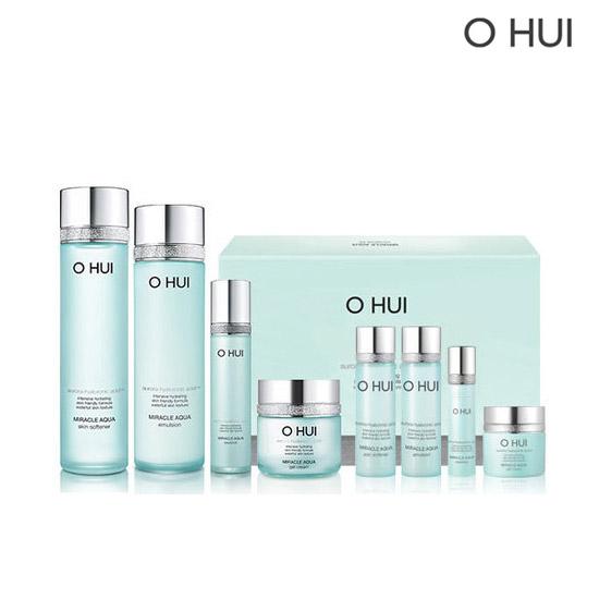 OHUI Miracle Aqua 4pcs set
