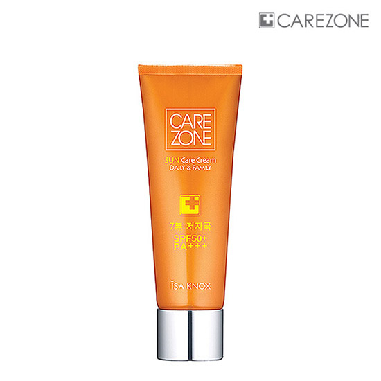 CAREZONE Daily Family & Suncare Cream 80ml