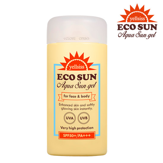 Yellsiss Eco Sun Aqua sun gel 70ml