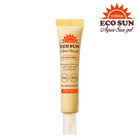 Yellsiss Eco Sun Aqua sun gel 12ml