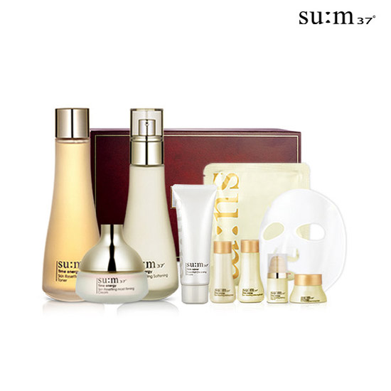 SUM Time Energy 3pcs Set