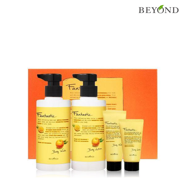Beyond Fantastic Body 2p Set