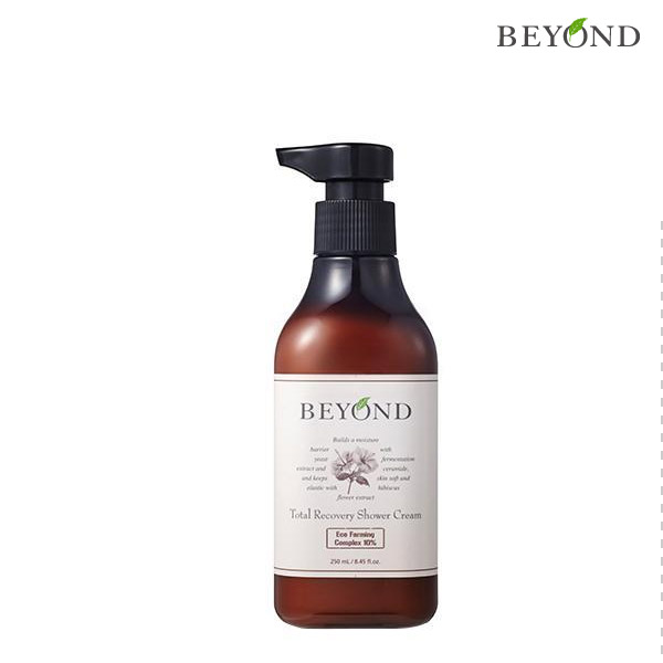 BEYOND Total Recovery Shower Cream 450ml