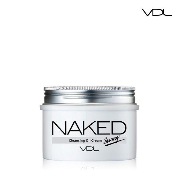 VDL Naked Cleansing Oil Cream (Strong) 150ml
