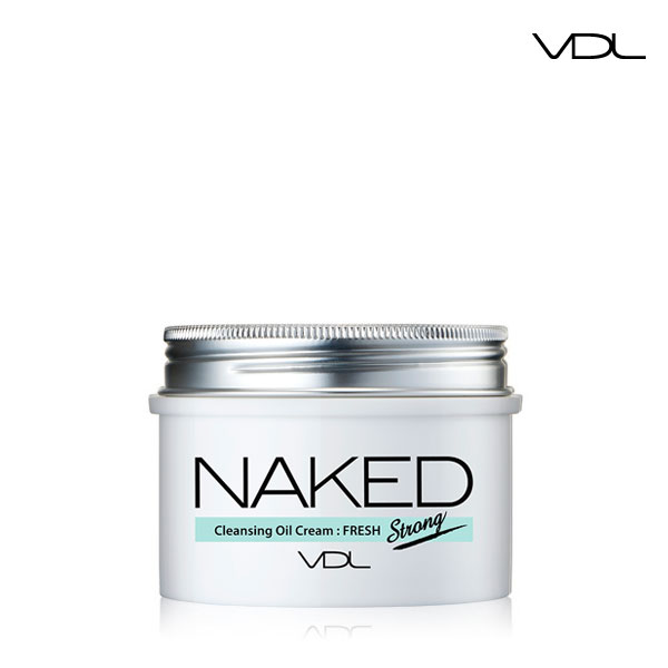 VDL Night Care Cleansing Oil Cream Fresh (Strong) 150ml