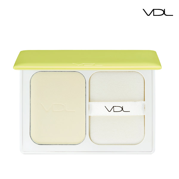 VDL Satin Veil Finish Powder Greenery (Pantone 17) 10g