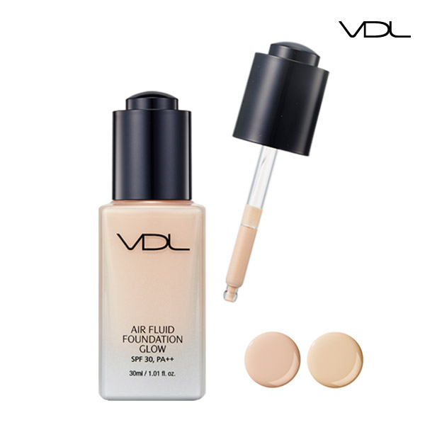 VDL Air Fluid Foundation 30ml (SPF35, PA ++)