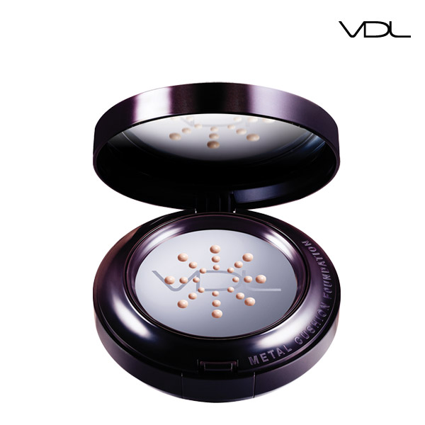 VDL Expert Metal Cushion Foundation (17 years / 15g * 2)