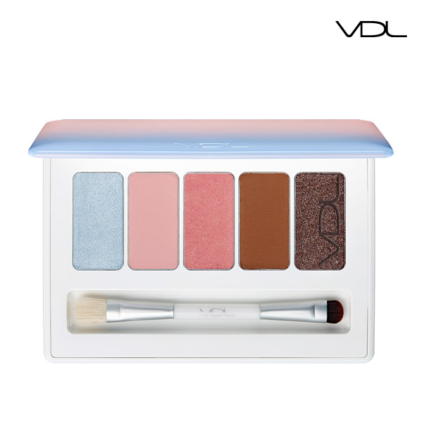 VDL Expert Color Eye Book Mini (Pantone) No.5