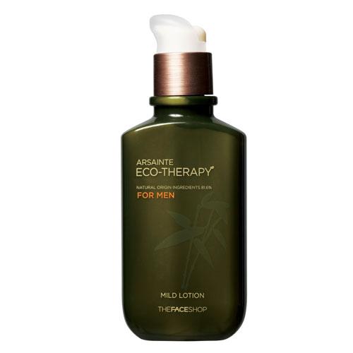 THEFACESHOP Arzanteu Eco - Therapy For Men Mild Lotion 160ml