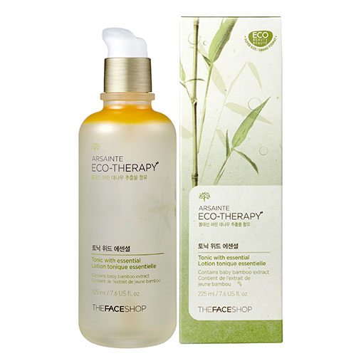 THEFACESHOP Arsante Eco-Therapy Tonic Weed Essential 145ml