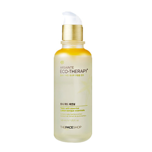 THEFACESHOP Arzanteu Eco - Therapeutic Tonic with Essential (Large Capacity) 225ml