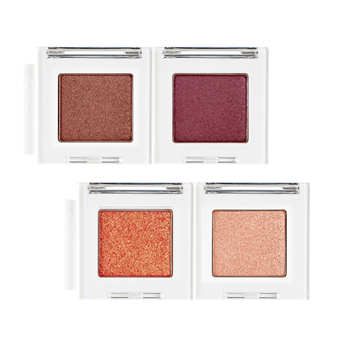 THEFACESHOP Mono Cube Eye Shadow (Glitter)