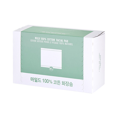 THEFACESHOP DAILY BEAUTY TOOLS Mild 100% Cotton Makeup Cotton