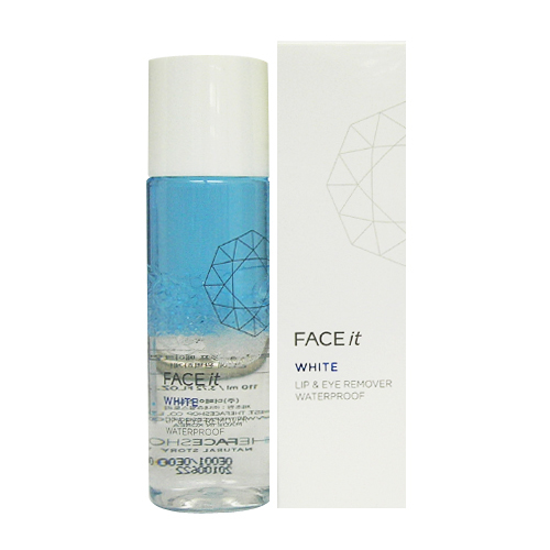 THEFACESHOP Face It White Lip and Eye Remover (Waterproof)