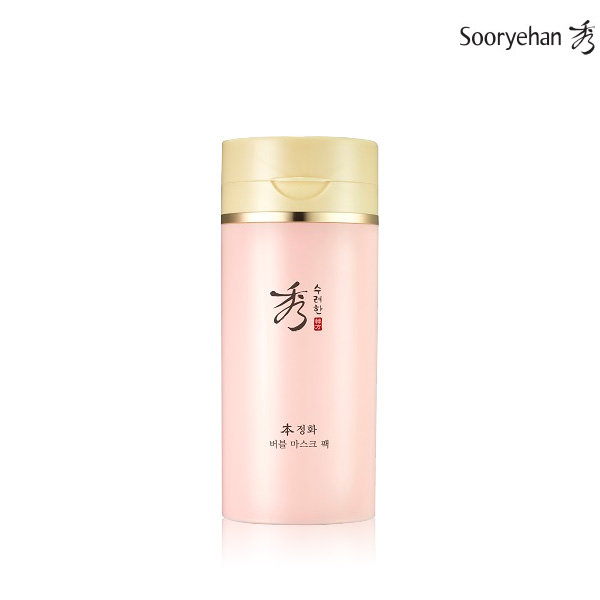 Sooryehan Clean Bubble Mask Pack 100ml