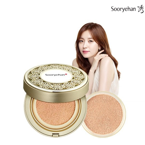 Sooryehan Busty Shibo cover cushion foundation planning set (original + refill)