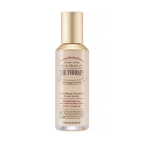 THEFACESHOP THE THERAPY ROYAL MADE OIL Blending Serum