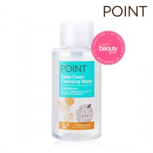 Point Deep Clean Cleansing water 400ml
