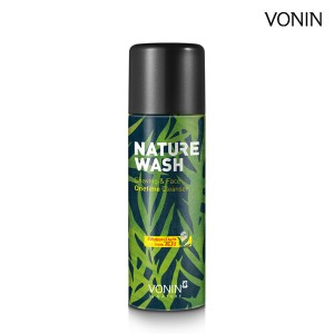 [LG Daily] VONIN Nature Wash Shaving & Face Deep cleanser200ML