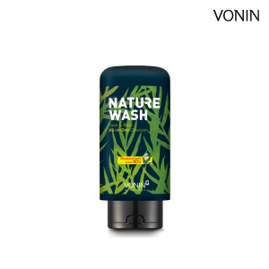 [LG Daily] VONIN Nature Wash Face & Body cleanser300ML
