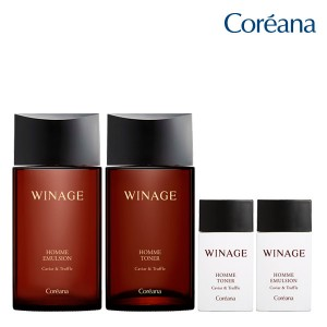 Coreana WINEE Homme 2 Project