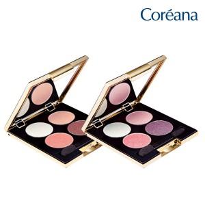 Coreana Ten Seasons Eye Shadow Collection
